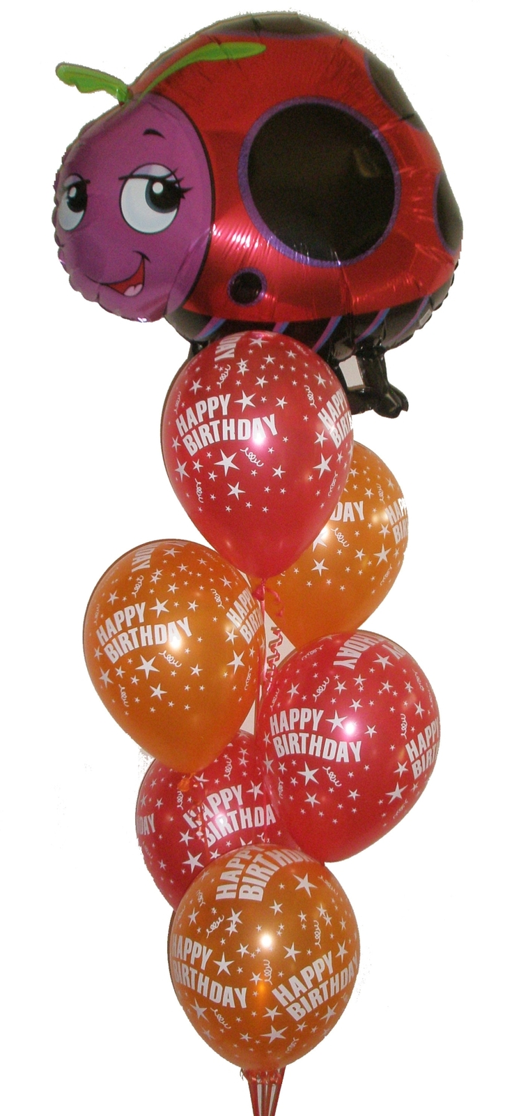 Lady Bug Balloons Super Shape Balloons Helium Balloons